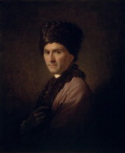 Portrait of JeanJacques Rousseau 1766 Found in the collection of the National Gallery of Scotland Edinburgh