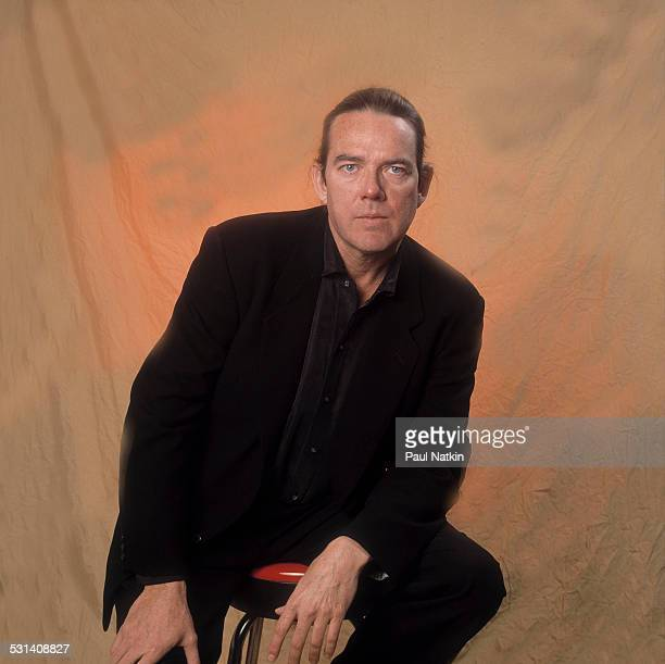 Portrait of Jimmy Webb Dallas Texas March 14 1992