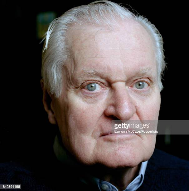 Portrait of John Ashbery American Pulitzer Prizewinning poet at home in Hudson New York 2010