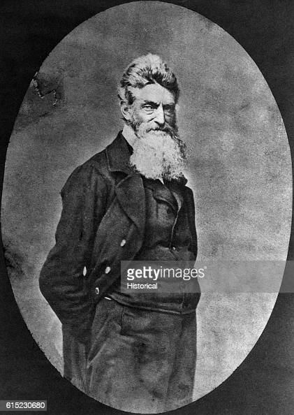 john brown abolitionist John brown was a man of action -- a man who would not be deterred from his mission of abolishing slavery on october 16, 1859, he led 21 men on a raid of the federal.