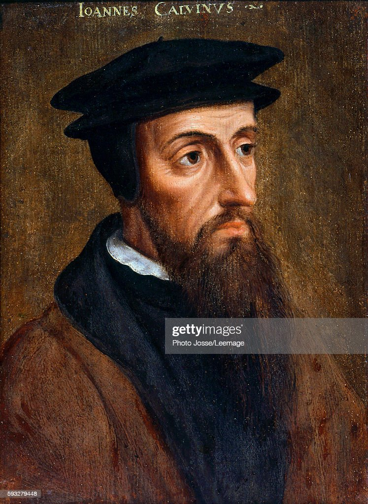 calvin reformation Lecture on the origins of the reformation with special reference to luther and calvin.