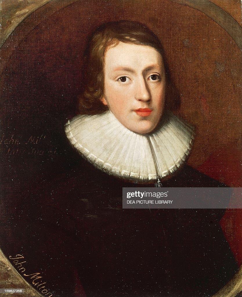 John Milton detective