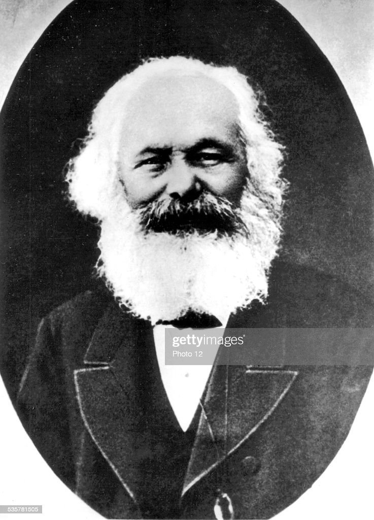 Portrait of <a gi-track='captionPersonalityLinkClicked' href=/galleries/search?phrase=Karl+Marx&family=editorial&specificpeople=76462 ng-click='$event.stopPropagation()'>Karl Marx</a>. Last known photograph of <a gi-track='captionPersonalityLinkClicked' href=/galleries/search?phrase=Karl+Marx&family=editorial&specificpeople=76462 ng-click='$event.stopPropagation()'>Karl Marx</a>, sent from Algeria to his daughter Jenny, 1882, <a gi-track='captionPersonalityLinkClicked' href=/galleries/search?phrase=Karl+Marx&family=editorial&specificpeople=76462 ng-click='$event.stopPropagation()'>Karl Marx</a> Haus, .