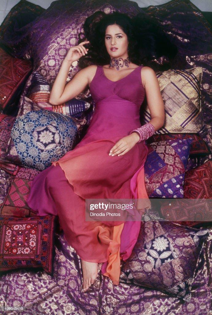 2003 Portrait of Katrina Kaif