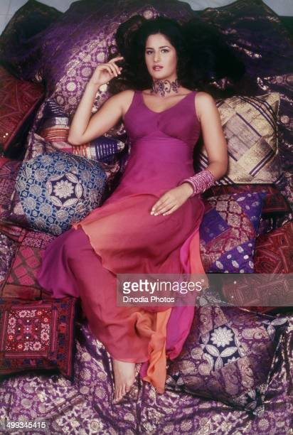 2003 Portrait of Katrina Kaif