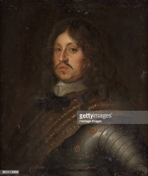 Portrait of King Charles X Gustav of Sweden End of 17th cen Private Collection