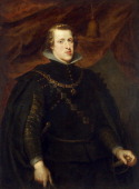 'Portrait of King Philip IV of Spain of the Spanish Netherlands and King of Portugal' c16281629 Rubens Pieter Paul Found in the collection of the...