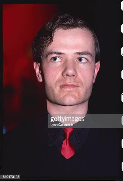 Portrait Of Kraftwerk Band Member Ralf Hutter Pictures