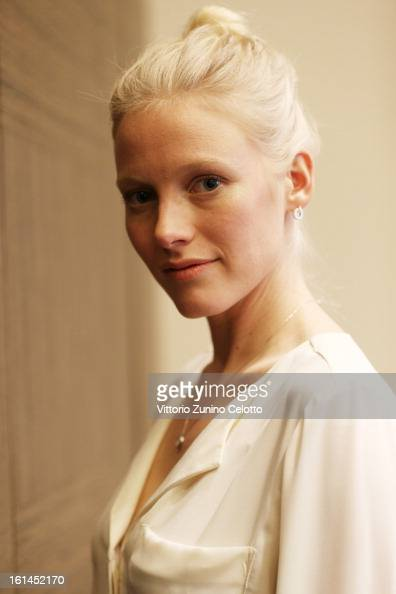 A portrait of Laura Birn at Shooting Stars 2013 during the 63rd Berlinale International Film Festival on February 10 2013 in Berlin Germany