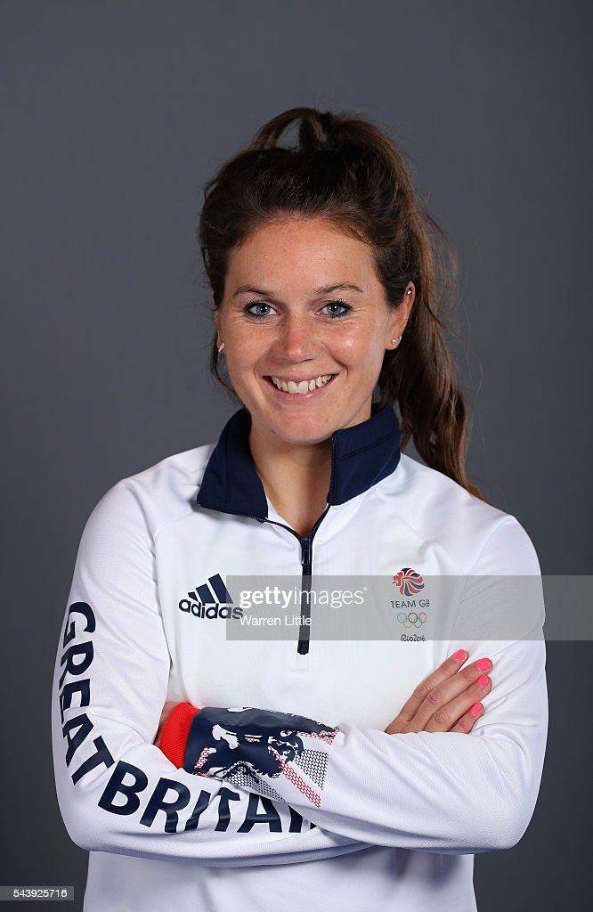 A portrait of <a gi-track='captionPersonalityLinkClicked' href=/galleries/search?phrase=Laura+Unsworth&family=editorial&specificpeople=5668396 ng-click='$event.stopPropagation()'>Laura Unsworth</a> a member of the Great Britain Olympic team during the Team GB Kitting Out ahead of Rio 2016 Olympic Games on June 30, 2016 in Birmingham, England.