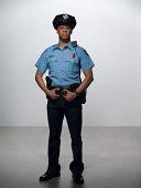 portrait of law enforcement officer