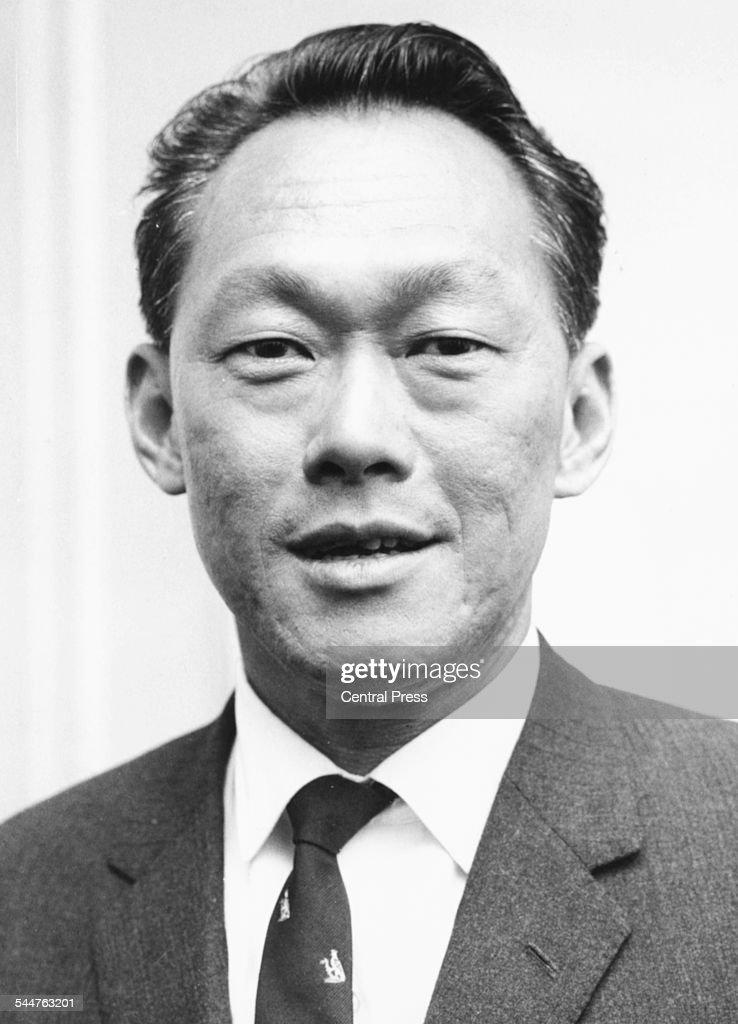 Lee kuan yew singapore prime