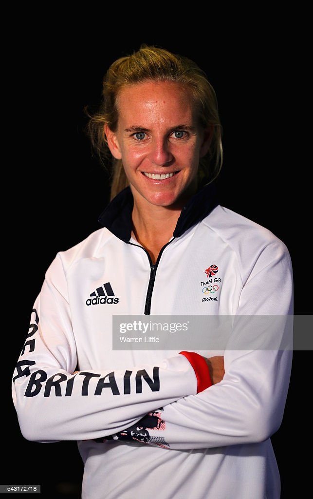 A portrait of Lennie Waite a member of the Great Britain Olympic team during the Team GB Kitting Out ahead of Rio 2016 Olympic Games on June 26, 2016 in Birmingham, England.