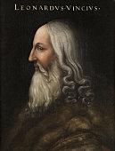 Portrait of Leonardo da Vinci 15661568 Found in the collection of Galleria degli Uffizi Florence