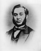 Portrait of Levi Strauss circa 1850s
