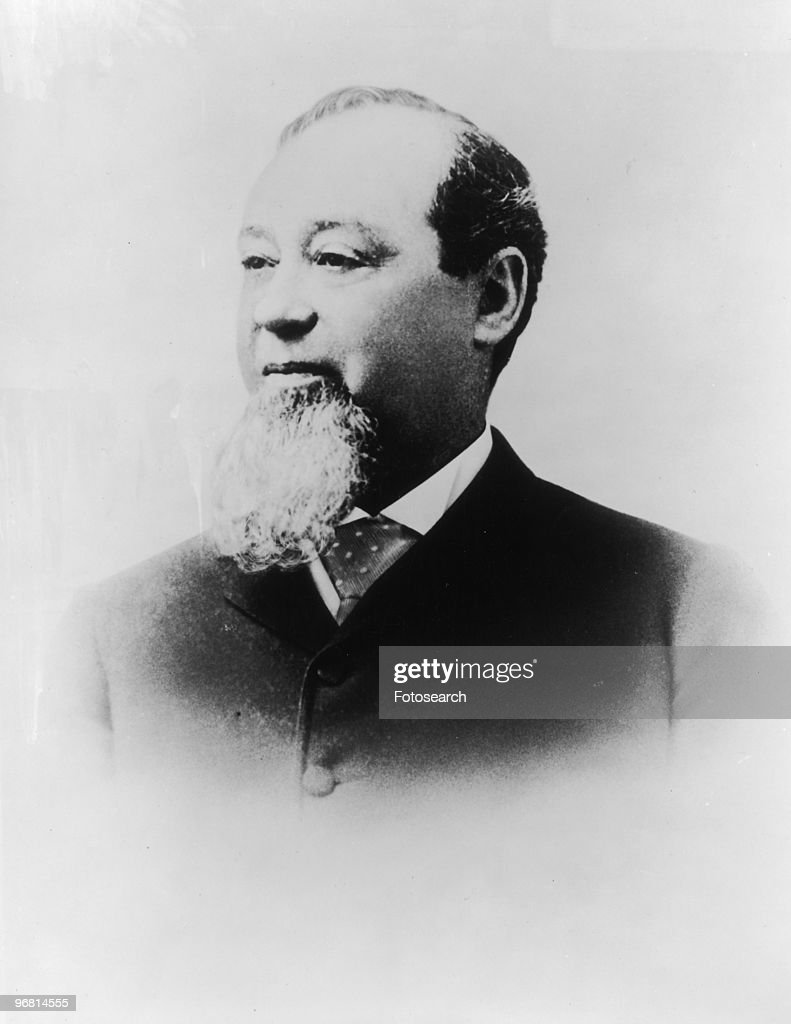 Portrait of Levi Strauss circa 1870s