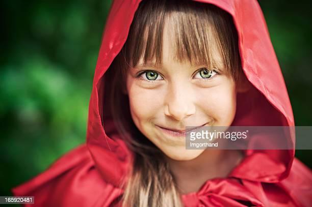 Portrait du Petit Chaperon Rouge
