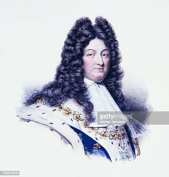 Portrait of Louis XIV King of France
