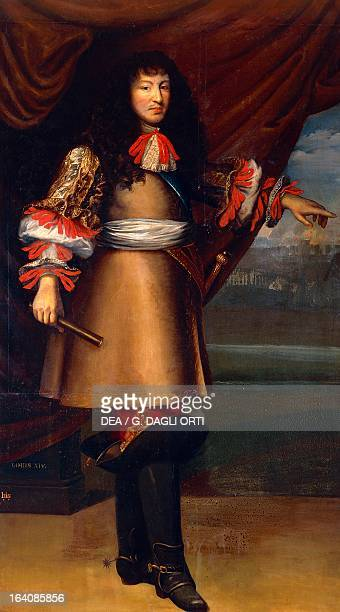 Louis Xiv Of France Stock Photos And Pictures Getty Images