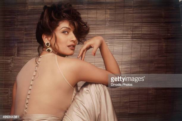 1997 Portrait of Madhuri Dixit
