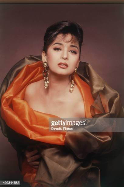 1992 Portrait of Madhuri Dixit