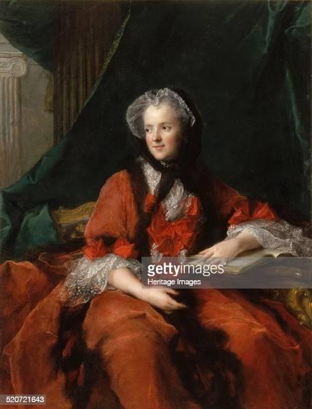 Portrait of Marie Leszczynska Queen of France Found in the collection of Musée de l'Histoire de France Château de Versailles