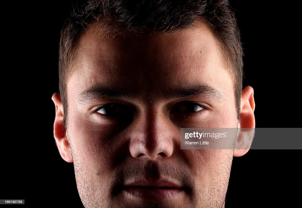 A portrait of Martin Kaymer of Germany ahead of the BMW PGA Championship at Wentworth on May 21, 2013 in Virginia Water, England.