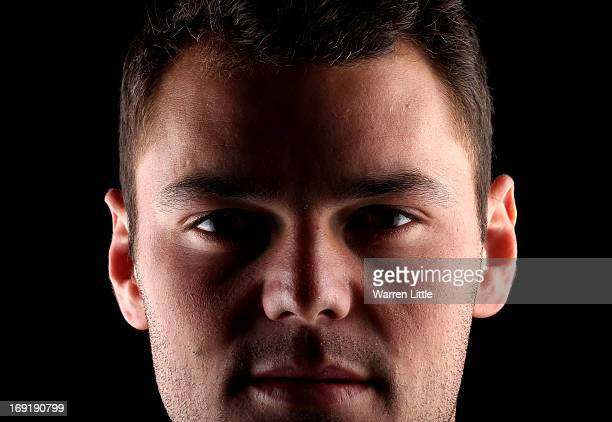 A portrait of Martin Kaymer of Germany ahead of the BMW PGA Championship at Wentworth on May 21 2013 in Virginia Water England