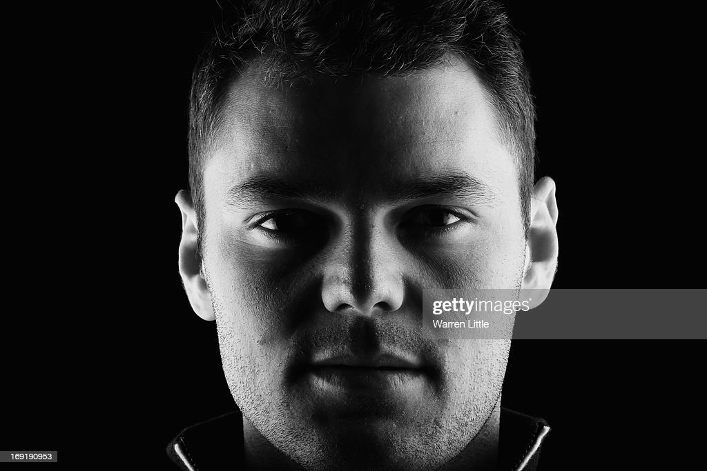 A portrait of <a gi-track='captionPersonalityLinkClicked' href=/galleries/search?phrase=Martin+Kaymer&family=editorial&specificpeople=2143733 ng-click='$event.stopPropagation()'>Martin Kaymer</a> of Germany ahead of the BMW PGA Championship at Wentworth on May 21, 2013 in Virginia Water, England.