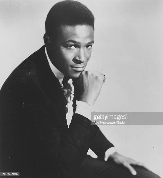 Portrait of Marvin Gaye 1962