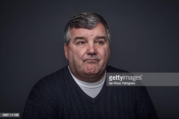 Portrait of middle-aged businessman