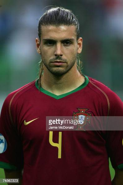 A portrait of Miguel Veloso of Portugal during the UEFA U21 Championship group A match between Portugal U21 and Belgium U21 at the Euroborg Stadium...
