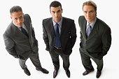 Portrait of multi-ethnic businessmen
