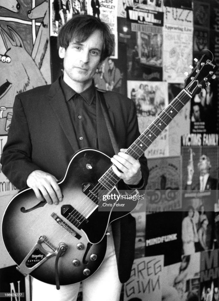 Portrait of musician <a gi-track='captionPersonalityLinkClicked' href=/galleries/search?phrase=Alex+Chilton&family=editorial&specificpeople=1674278 ng-click='$event.stopPropagation()'>Alex Chilton</a>, New Orleans, Louisiana, 1994.