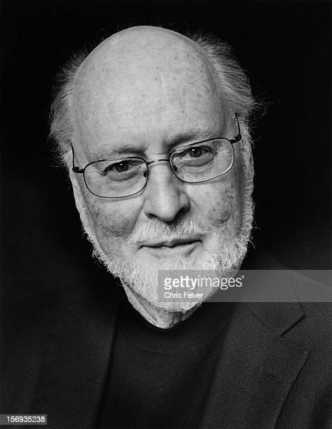 Portrait of musician and composer John Williams Los Angeles California 2010