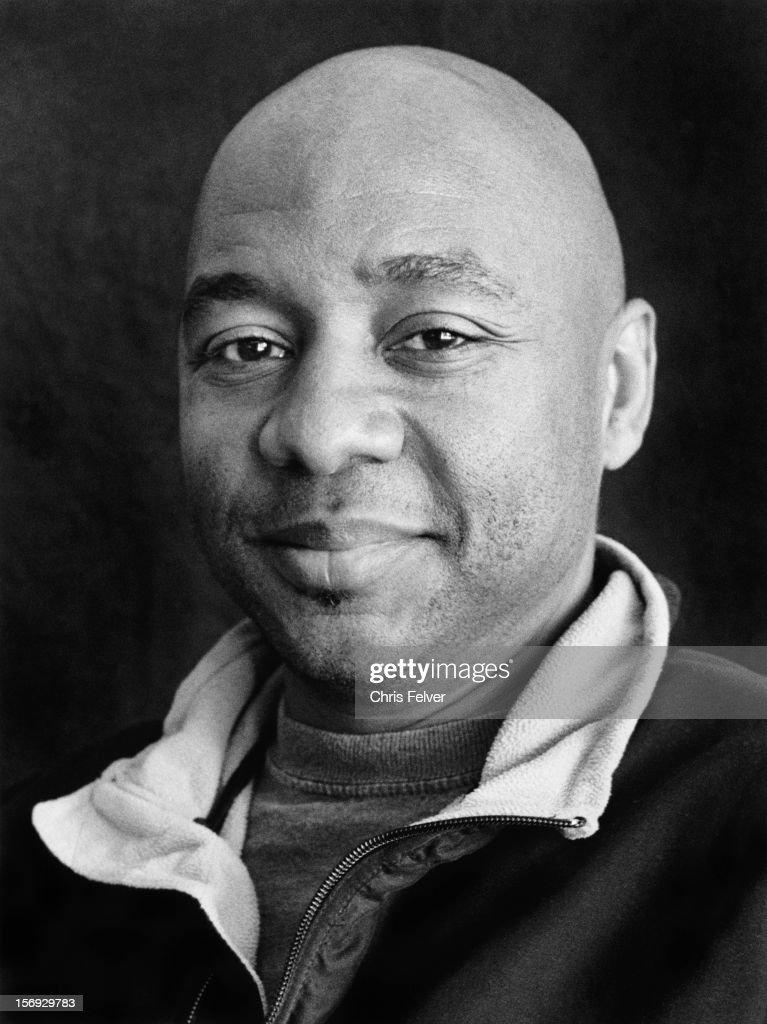 Portrait of musician Branford Marsalis Oakland California 2004
