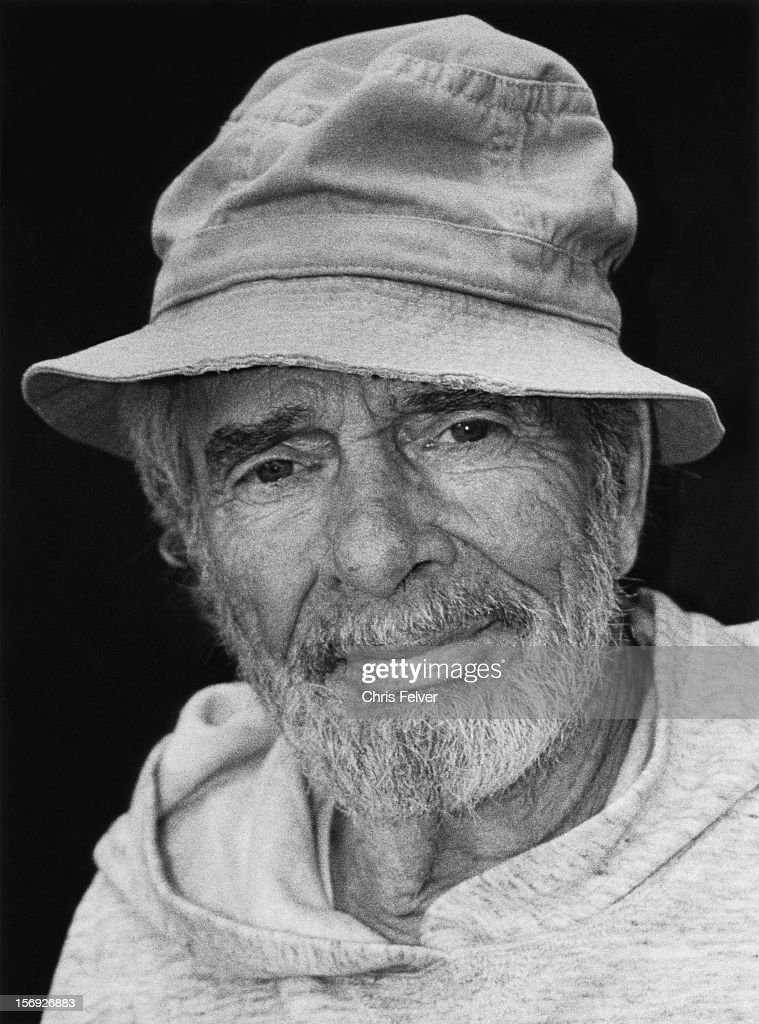 Portrait of musician Merle Haggard, Napa, California, 2010.