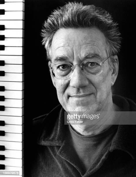 Portrait of musician Ray Manzarek Los Angeles California 2002