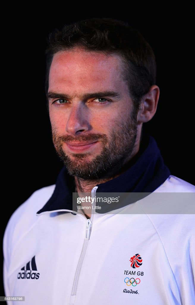 A portrait of Nathaniel Reilly-O'Donnell a member of the Great Britain Olympic team during the Team GB Kitting Out ahead of Rio 2016 Olympic Games on June 26, 2016 in Birmingham, England.