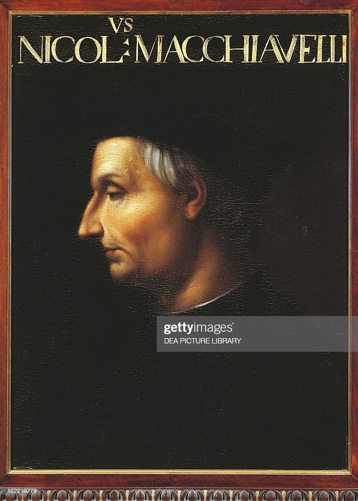 a biography of niccolo machiavelli an italian politician and political philosopher A new, critical introduction to machiavelli's thought for students of politics and philosophy all students of western political thought encounter niccolò machiavelli's work.