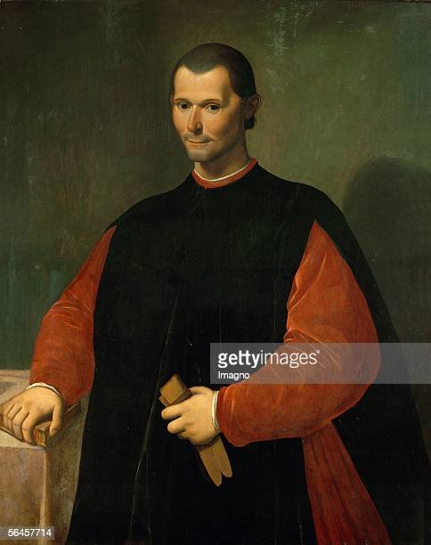 A biography of niccolo machiavelli a political philosopher historian writer statesman and diplomat