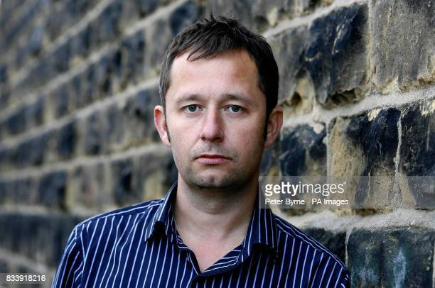 Portrait of Nicholas Gaubert from Leeds who described today how he was twice shot with a Taser gun after he went into a diabetic coma by police who...