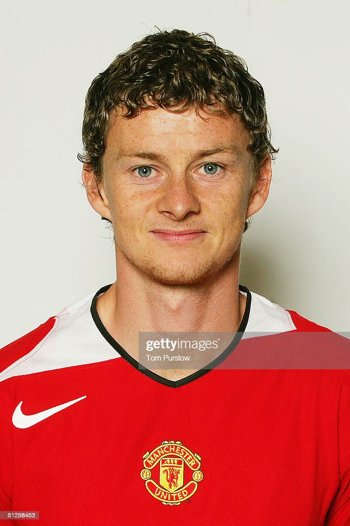 Manchester United Team Portraits 2004 - 2005