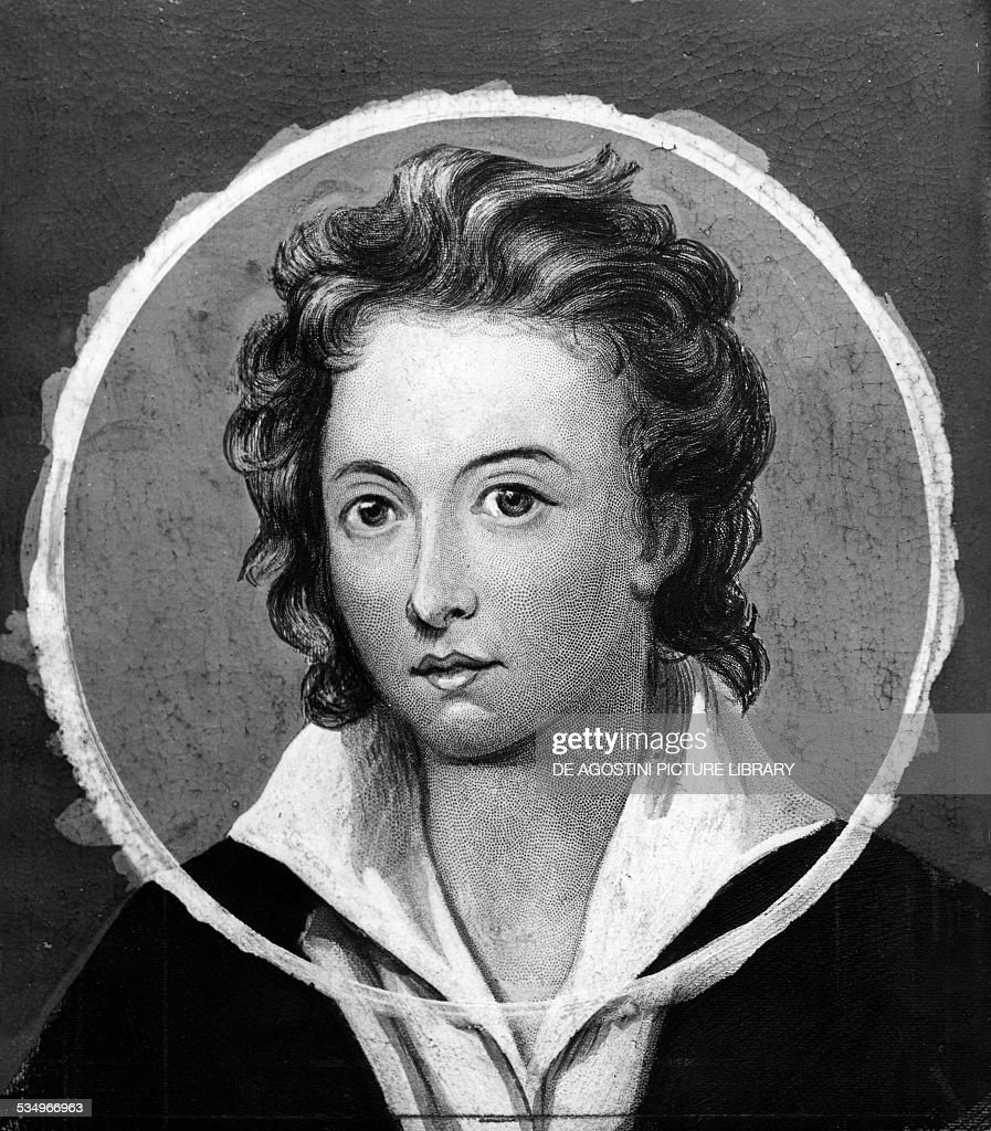Percy Bysshe Shelley career