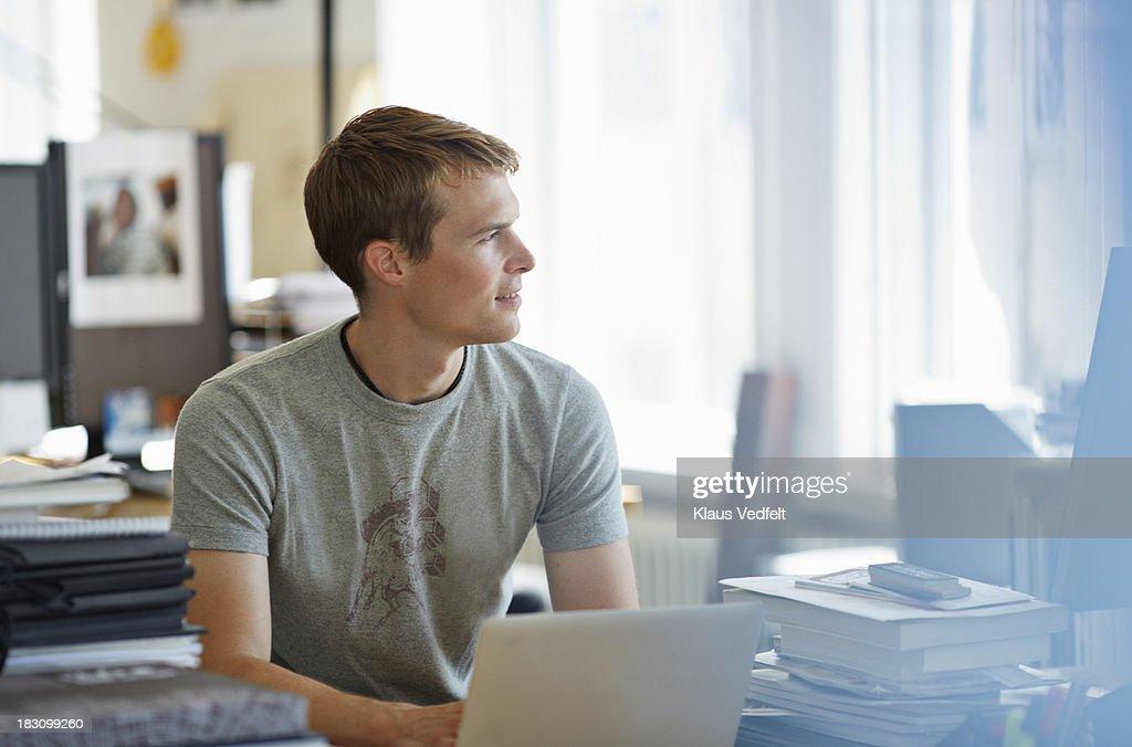 Portrait of : Stock Photo