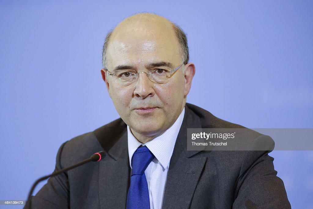 Portrait of <a gi-track='captionPersonalityLinkClicked' href=/galleries/search?phrase=Pierre+Moscovici&family=editorial&specificpeople=667029 ng-click='$event.stopPropagation()'>Pierre Moscovici</a>, French Finance Minister on May 21, 2012, in Berlin, Germany. Photo by Thomas Trutschel/Photothek via Getty Images)<a gi-track='captionPersonalityLinkClicked' href=/galleries/search?phrase=Pierre+Moscovici&family=editorial&specificpeople=667029 ng-click='$event.stopPropagation()'>Pierre Moscovici</a>