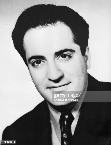A portrait of playwright William Saroyan who was awarded the Pulitzer Prize in Drama today for his play 'The Time of Your Life' New York New York May...