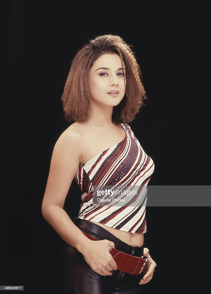 2001, Portrait of <a gi-track='captionPersonalityLinkClicked' href=/galleries/search?phrase=Preity+Zinta&family=editorial&specificpeople=630257 ng-click='$event.stopPropagation()'>Preity Zinta</a>.