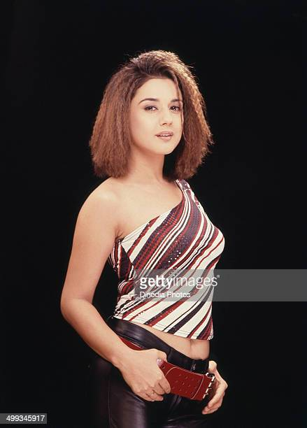 2001 Portrait of Preity Zinta