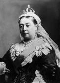 Portrait of queen victoria in the fiftieth year of her reign she her picture id3230323?s=170x170